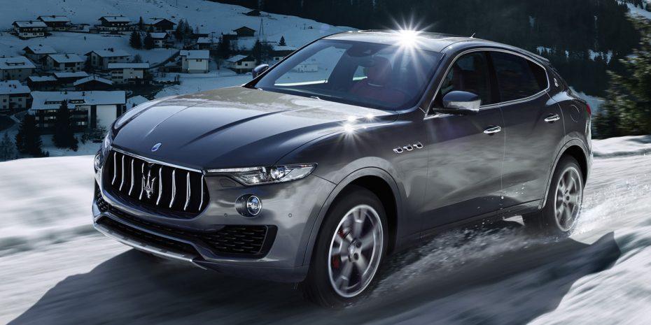 Ya puedes reservar el Maserati Levante: Arranca en algo más de 80.000 €