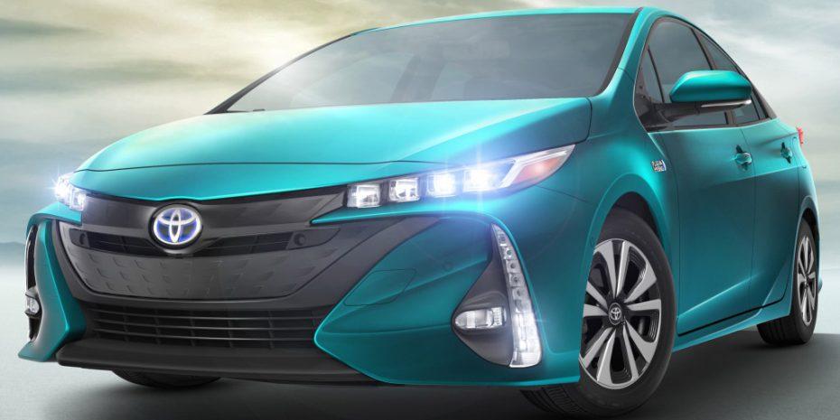 Saluda al Toyota Prius Prime: Llega el híbrido Plug-In