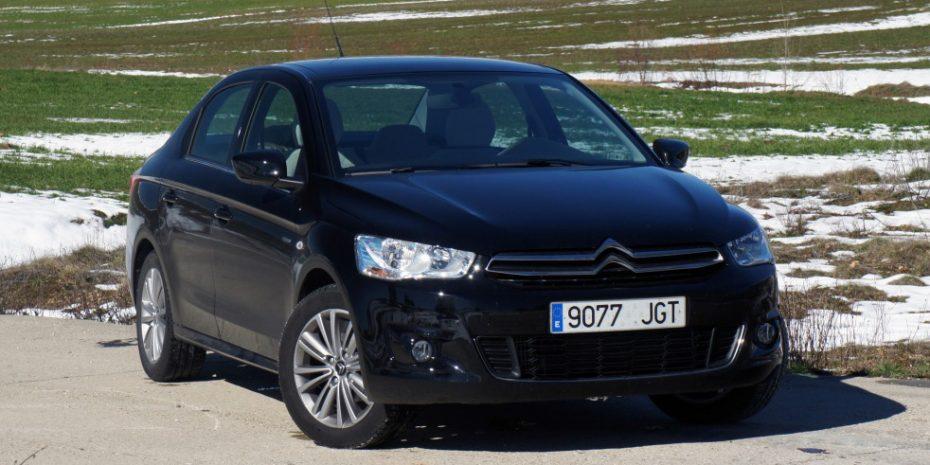 Prueba Citroën C-Elysée 1.6 BlueHDI 100 CV Exclusive: Espacio asequible