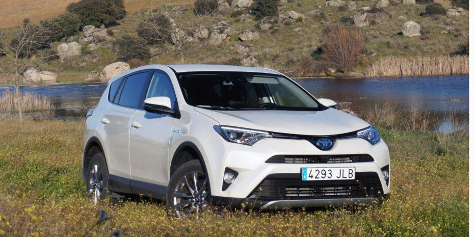 Contacto Toyota RAV4 HSD 197 CV: La hibridación llega al popular crossover