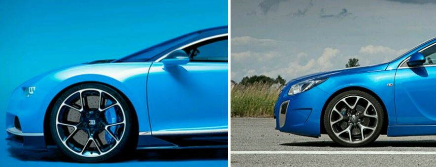 Igual tu coche comparte alguna pieza o diseño con estos deportivos y no lo sabías…