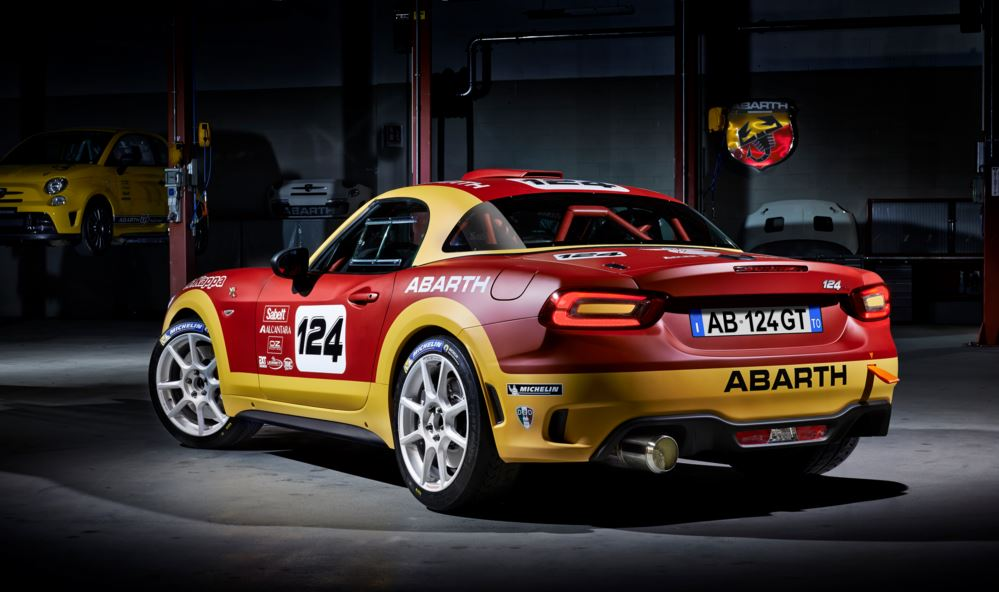 124 abarth rally 1