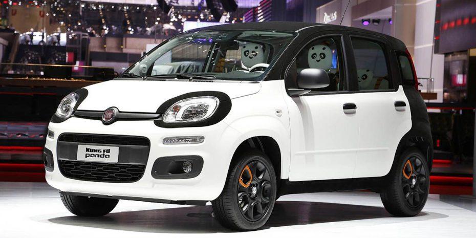 El Fiat Kung Fu Panda ya es una realidad