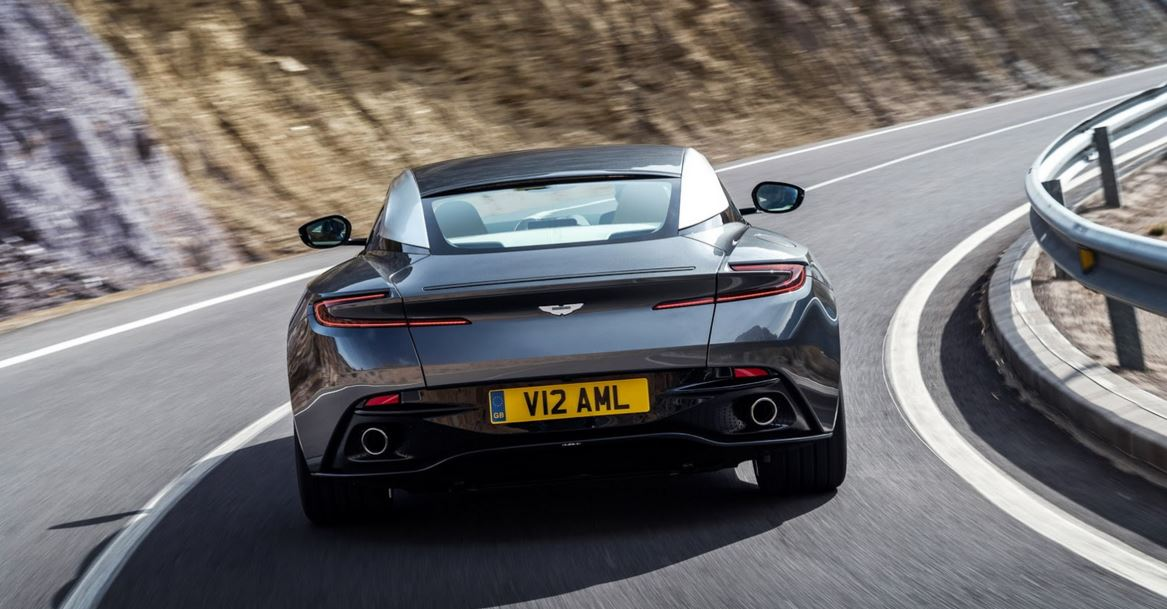 Aston Martin DB11 22