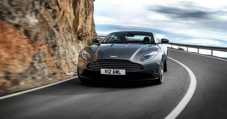 ¡¡Oficial!!: El Aston Martin DB11 es uno de los más bonitos que la marca ha creado en los últimos años, ¿no crees?