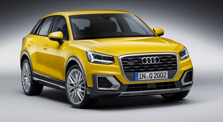 Audi Q2 28