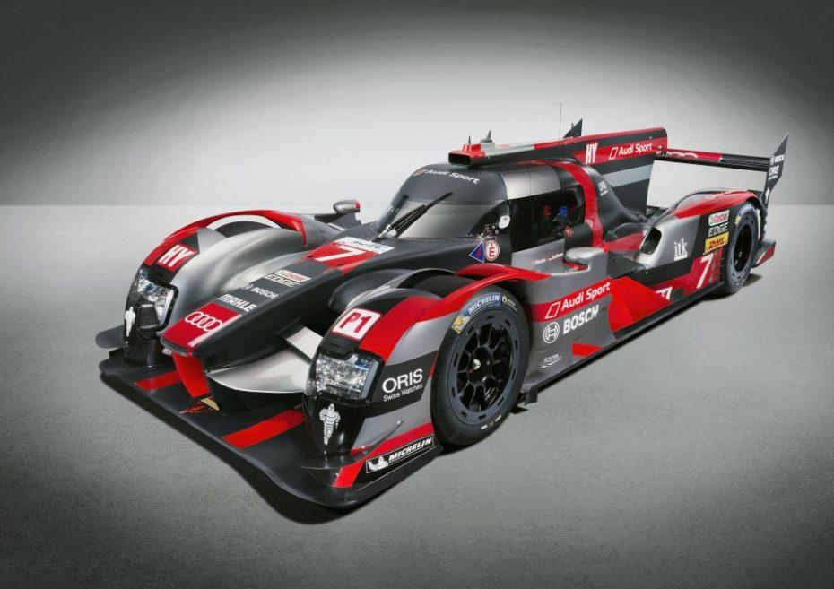Nuevo Audi R18: El coche de carreras más poderoso y eficiente construido jamás por la firma germana