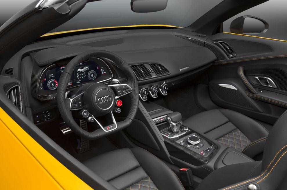 Audi R8 Spyder 33