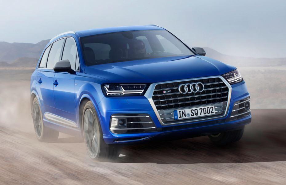 Audi SQ7: El compresor eléctrico, los 48 voltios y lo último de los cuatro aros ya está aquí