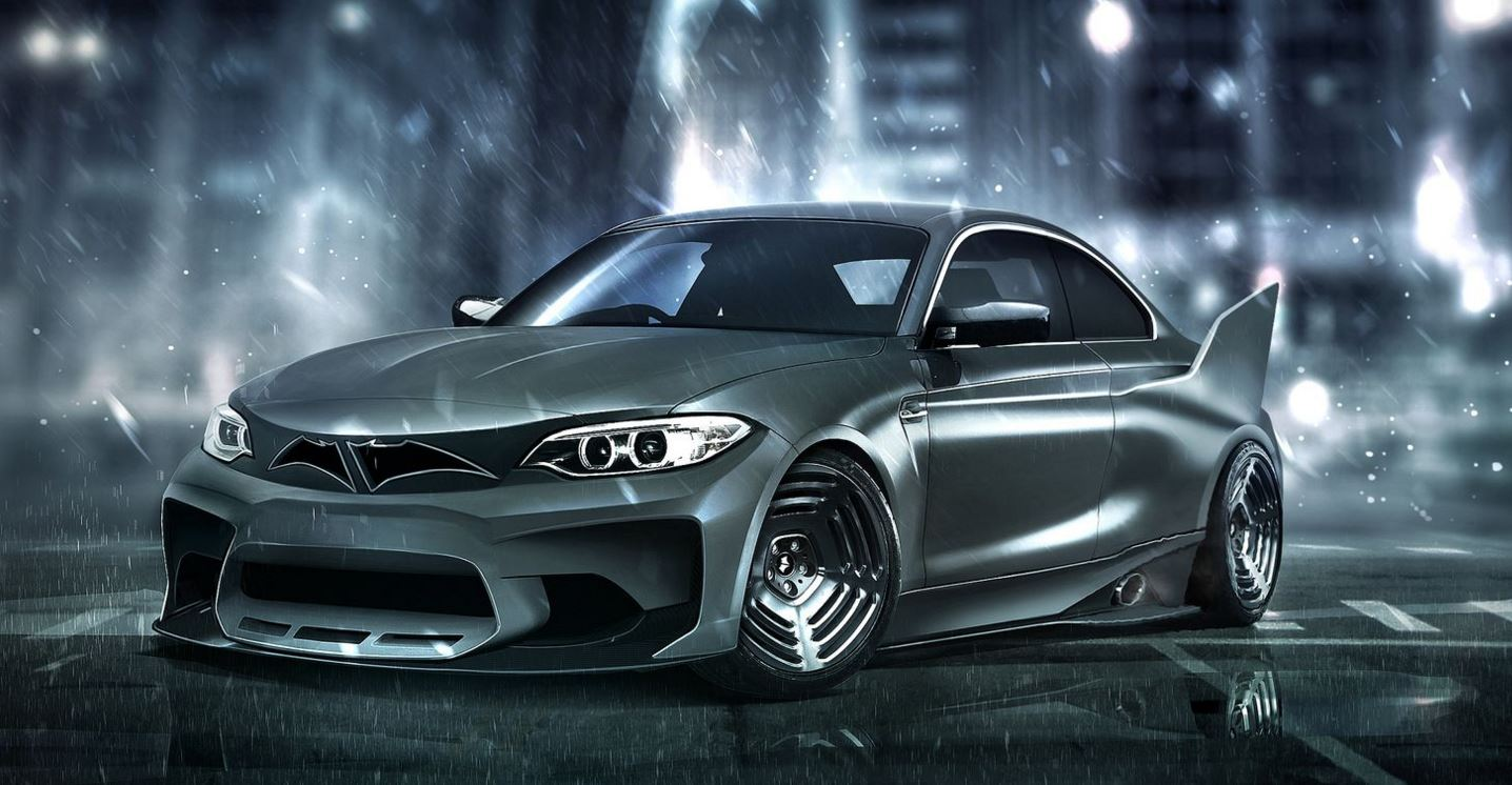 BMW M2 Batman