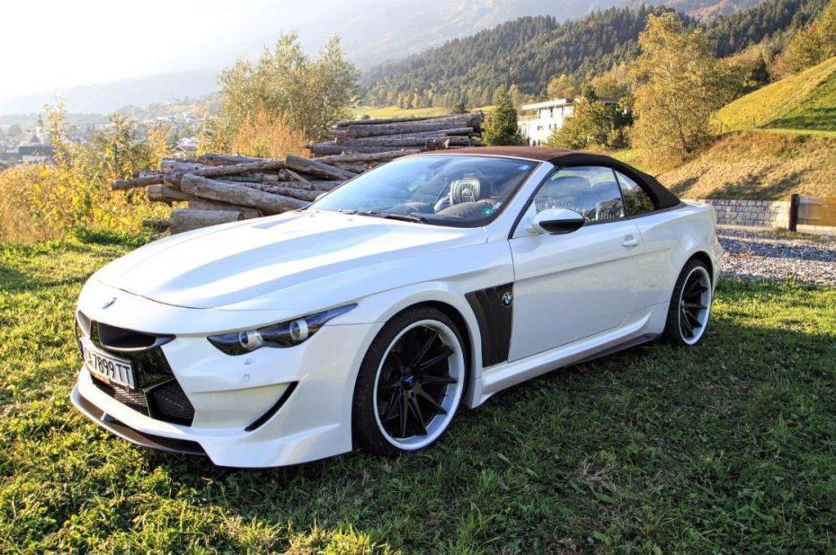 ¡Casi 100.000 euros por un excéntrico BMW M6 Cabrio de Star Wars! ¿Nos hemos vuelto locos?