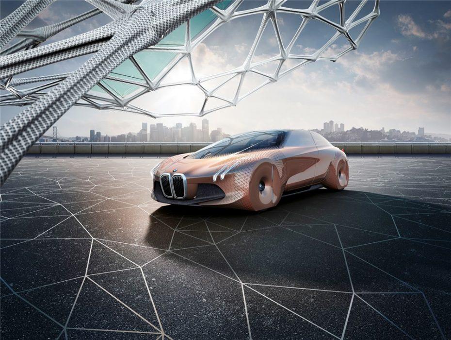 BMW VISION NEXT 100: El próximo siglo de BMW, resumido en un espectacular prototipo