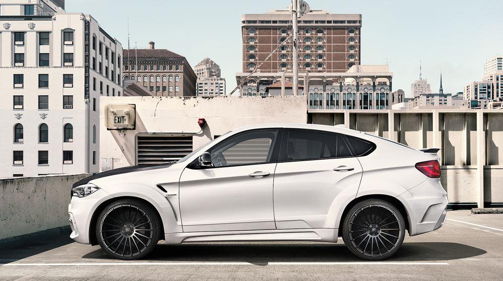 BMW X6 M50d por Hamann (3)