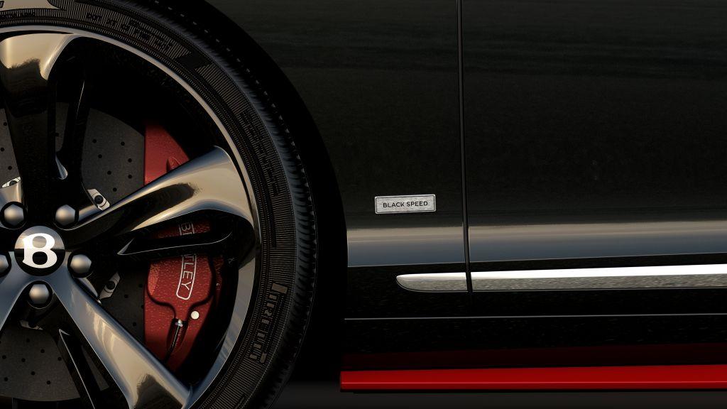 Bentley Continental GT Black Speed (3)