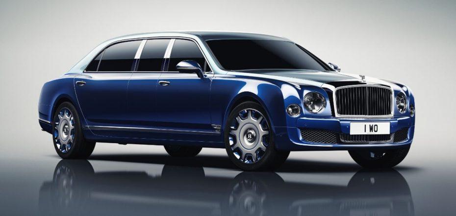 Bentley Mulsanne Grand Limousine: Si buscas una limusina de lujo, te proponemos esta