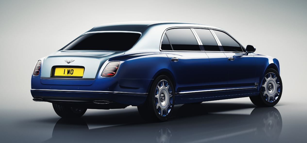 Bentley Mulsanne Grand Limousine by Mulliner 2