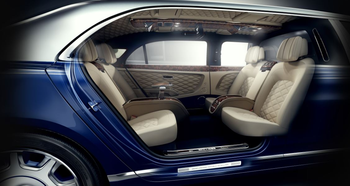 Bentley Mulsanne Grand Limousine by Mulliner 4