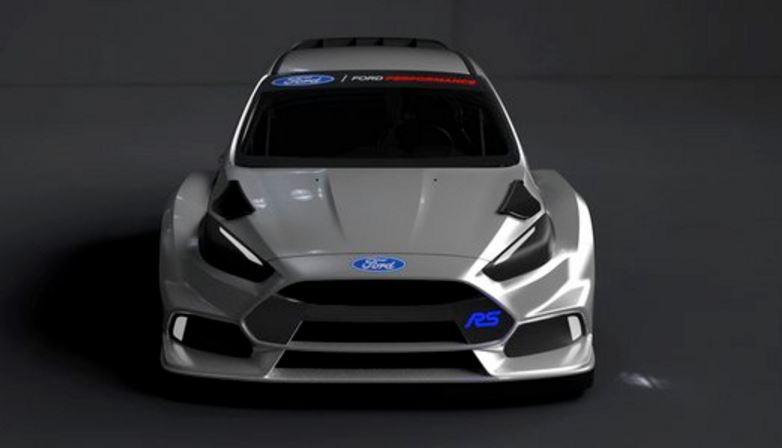 Así es el Focus RS EcoBoost de 600 CV que competirá en el Mundial de Rallycross