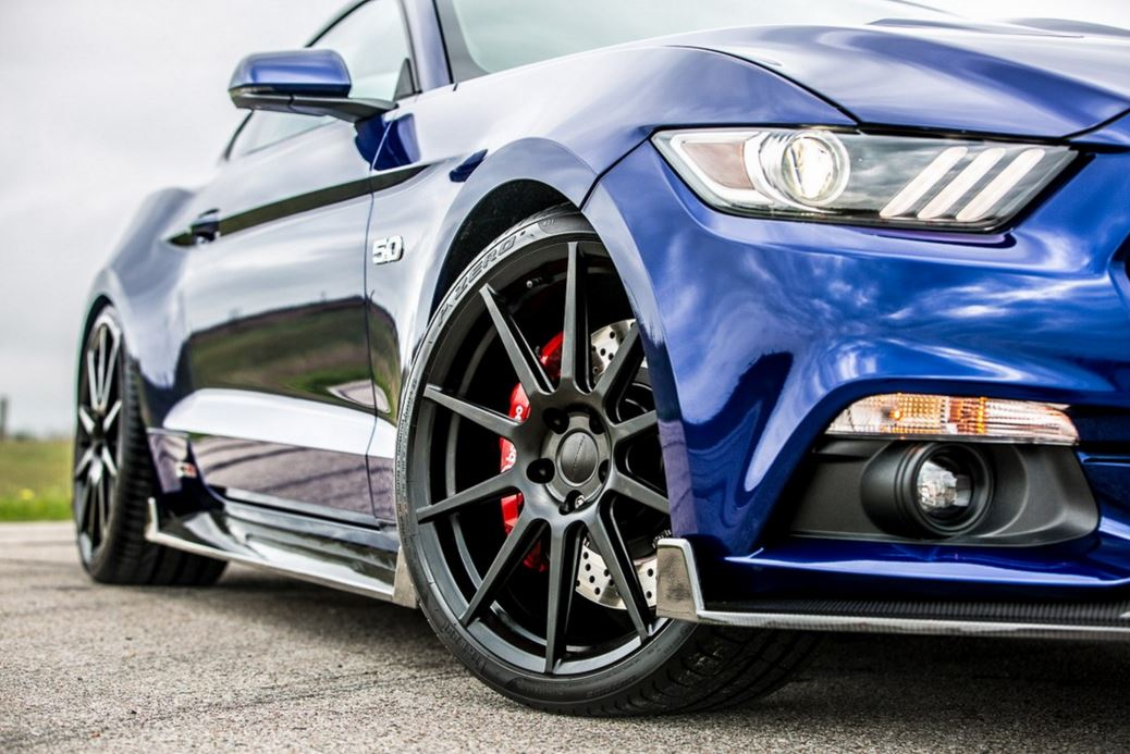 Ford Mustang HPE750 Supercharged (9)