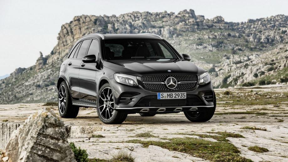 Mercedes-AMG GLC 43 4MATIC: El motor V6 biturbo de 3,0 litros, ahora en formato SUV