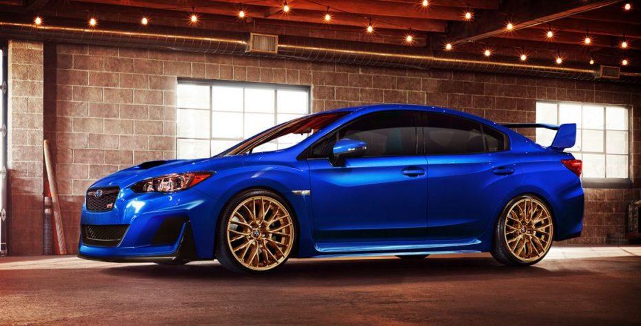 Y ahora el nuevo Subaru Impreza se disfraza de WRX STI: ¿A que no pinta nada mal?