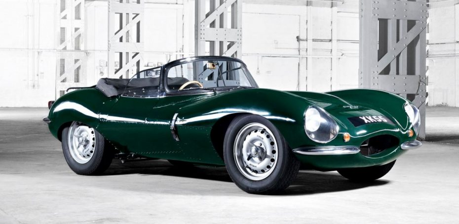 """Curioso: Esta es la historia de los """"nueve nuevos XKSS"""" que Jaguar creará en 2016"""