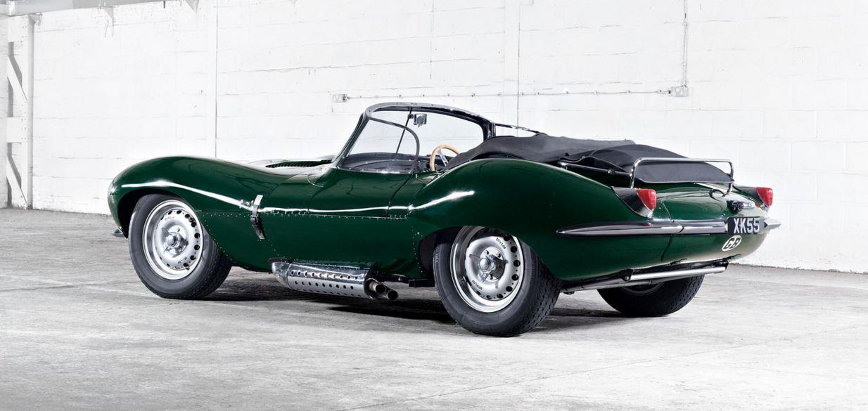 Jaguar XKSS 2016