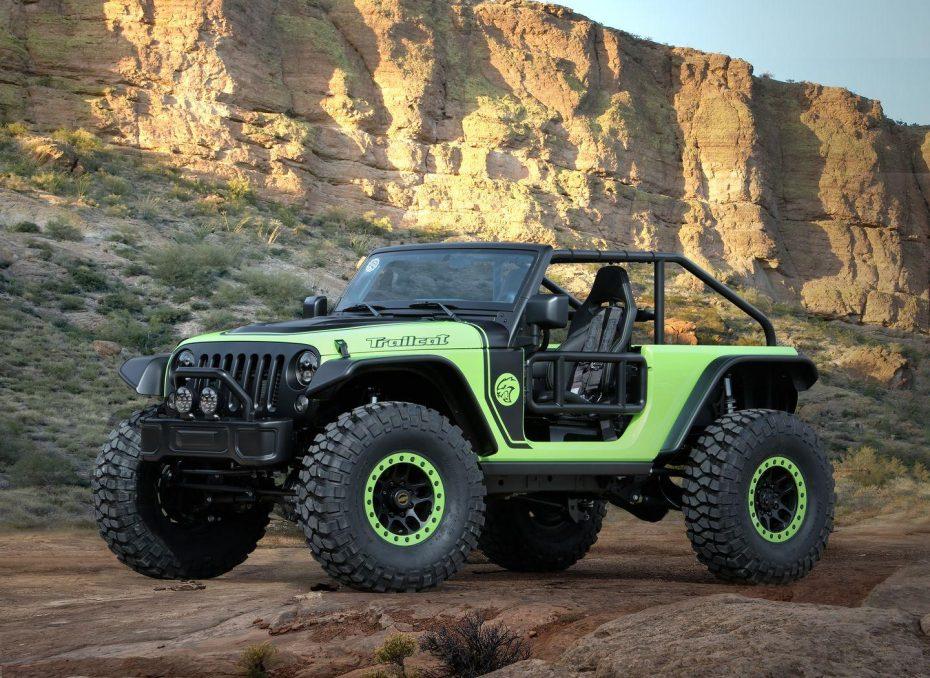 Ojo a estas 7 bestias de Jeep en el Easter Safari Moab: ¿La mejor edición de la historia?