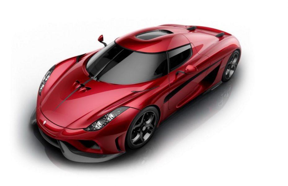 Koenigsegg Regera: La versión de producción pone en jaque al mismísimo Bugatti Chiron