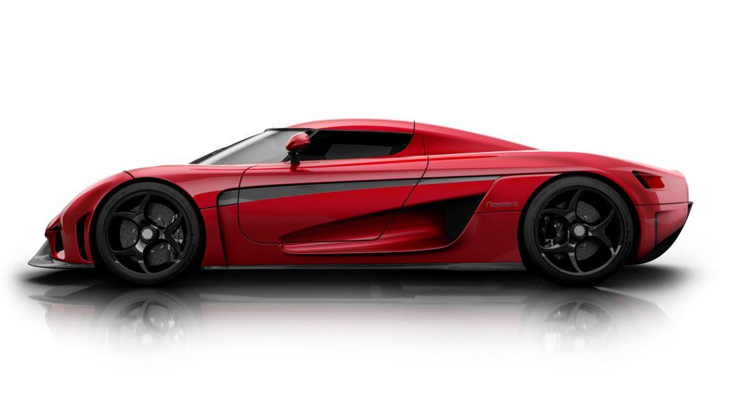Koenigsegg Regera Definitivo 2