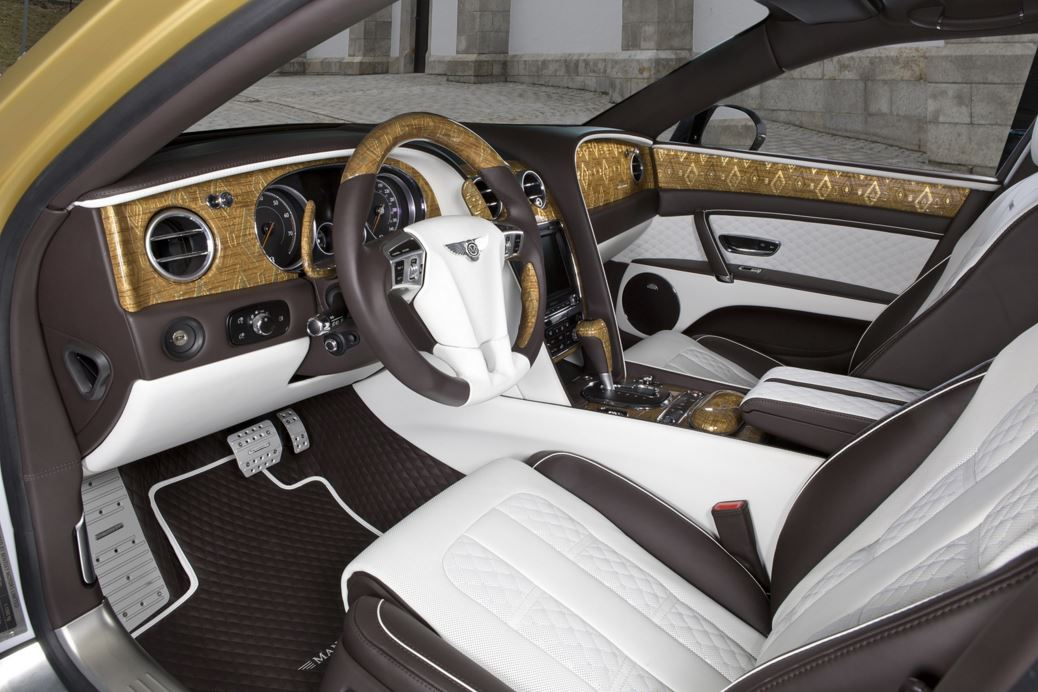 Mansory Bentley Flying Spur (5)