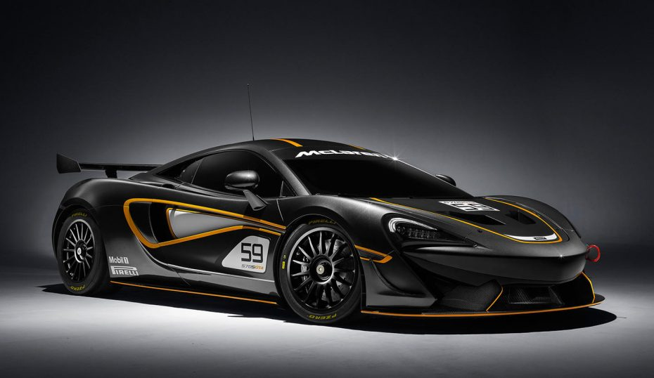 McLaren 570S Sprint y 570S GT4: Los de Woking refuerzan su ofensiva en la pista