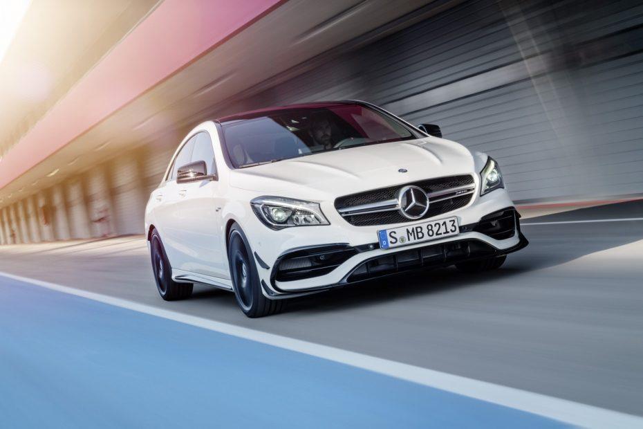 Mercedes-AMG CLA 45 4MATIC 2016: Más estable, más aerodinámico y más AMG que nunca