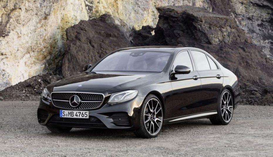 Mercedes-AMG E 43 4MATIC: El número «43» con el V6 biturbo de 3.0 litros también le sienta bien a la Clase E