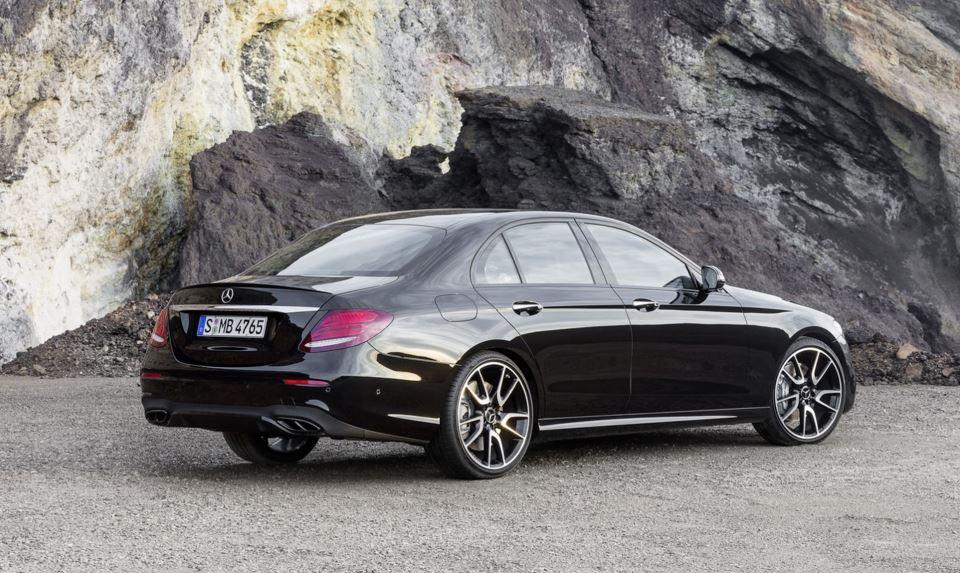 Mercedes-AMG E43 2