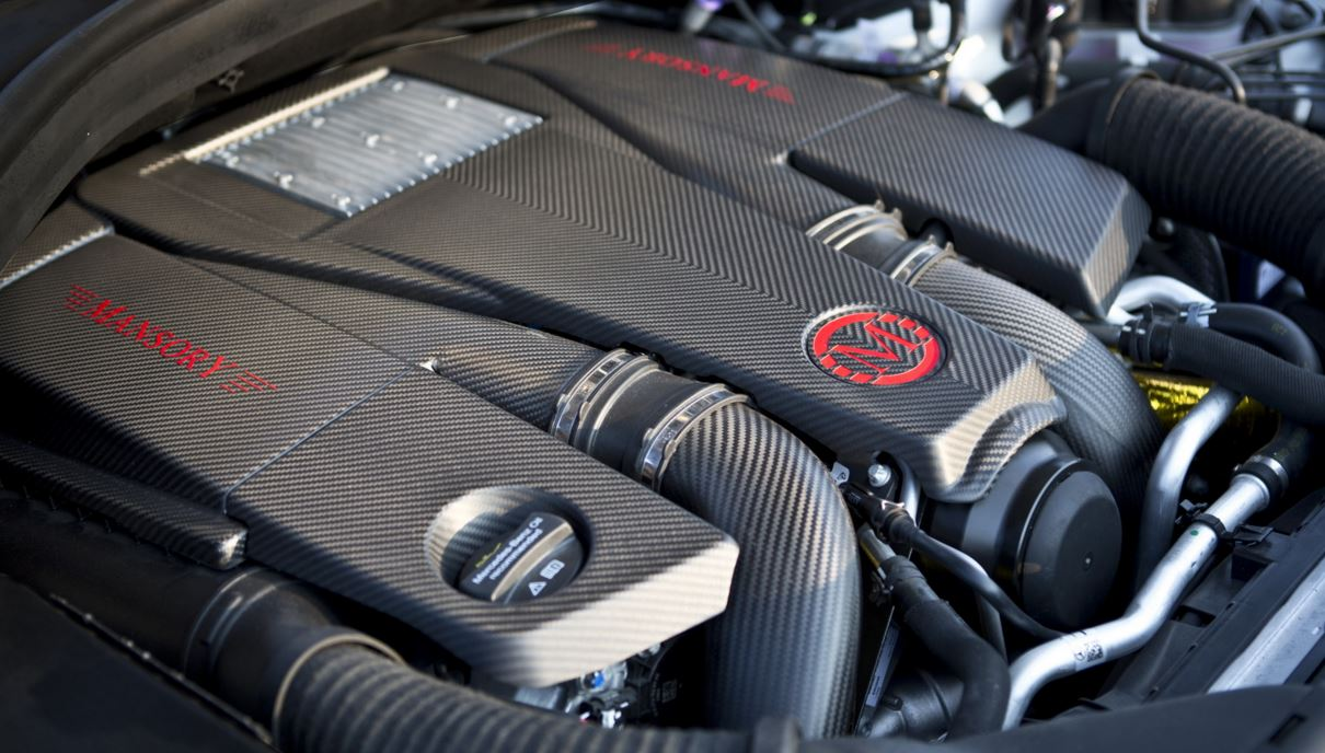 Mercedes-AMG GLE63 Coupe por Mansory (4)