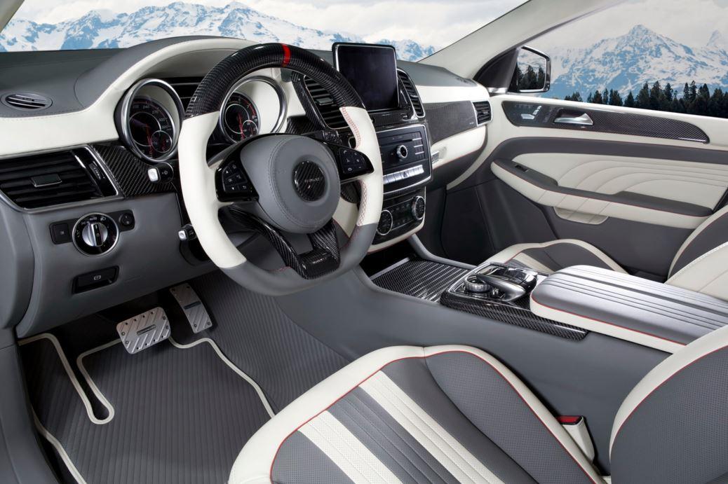 Mercedes-AMG GLE63 Coupe por Mansory (6)