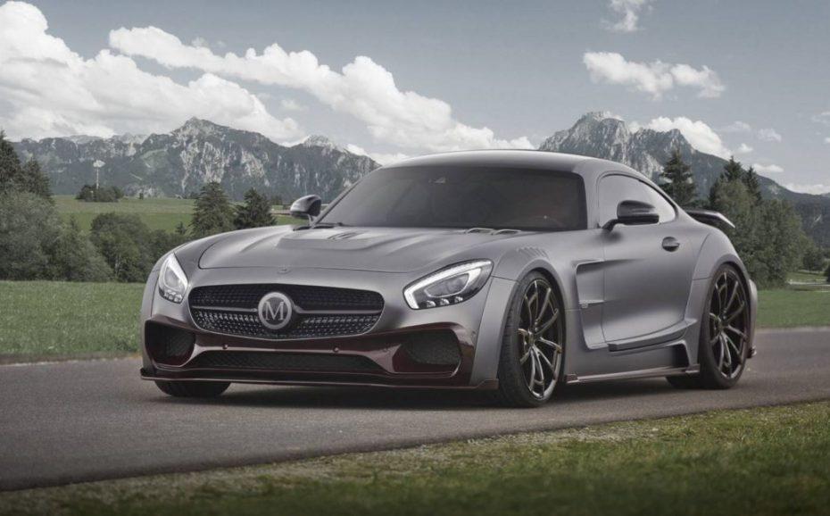 Mansory quiere acaparar todas las miradas ¿Estamos ante el AMG GT S más salvaje hasta la fecha?