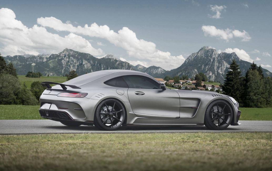 Mercedes-AMG GT S por Mansory (4)