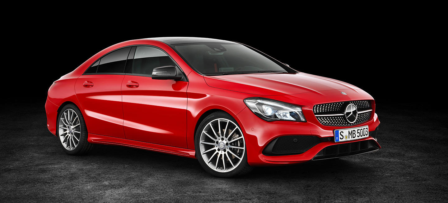 Mercedes-Benz CLA 2016 (1)
