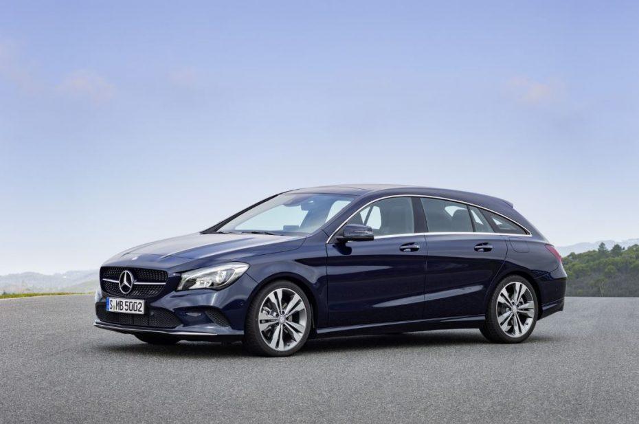 Mercedes-Benz CLA 2016: Más equipamiento, leves retoques y nueva variante diésel para el superventas