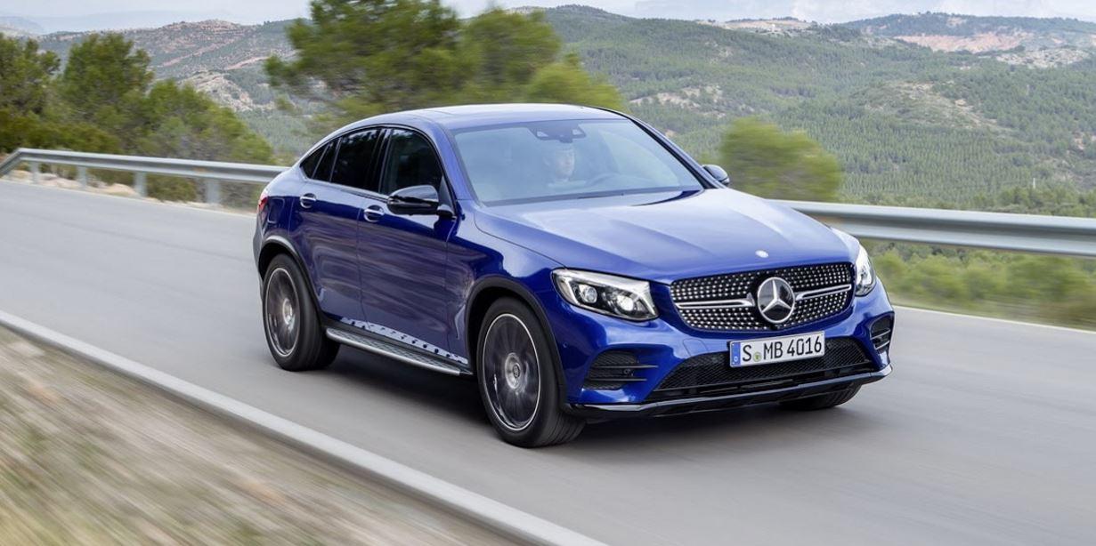 El Mercedes GLC Coupé llega a España: Aquí los precios