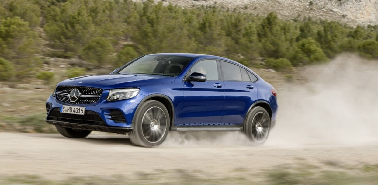 Mercedes GLC Coupe 13