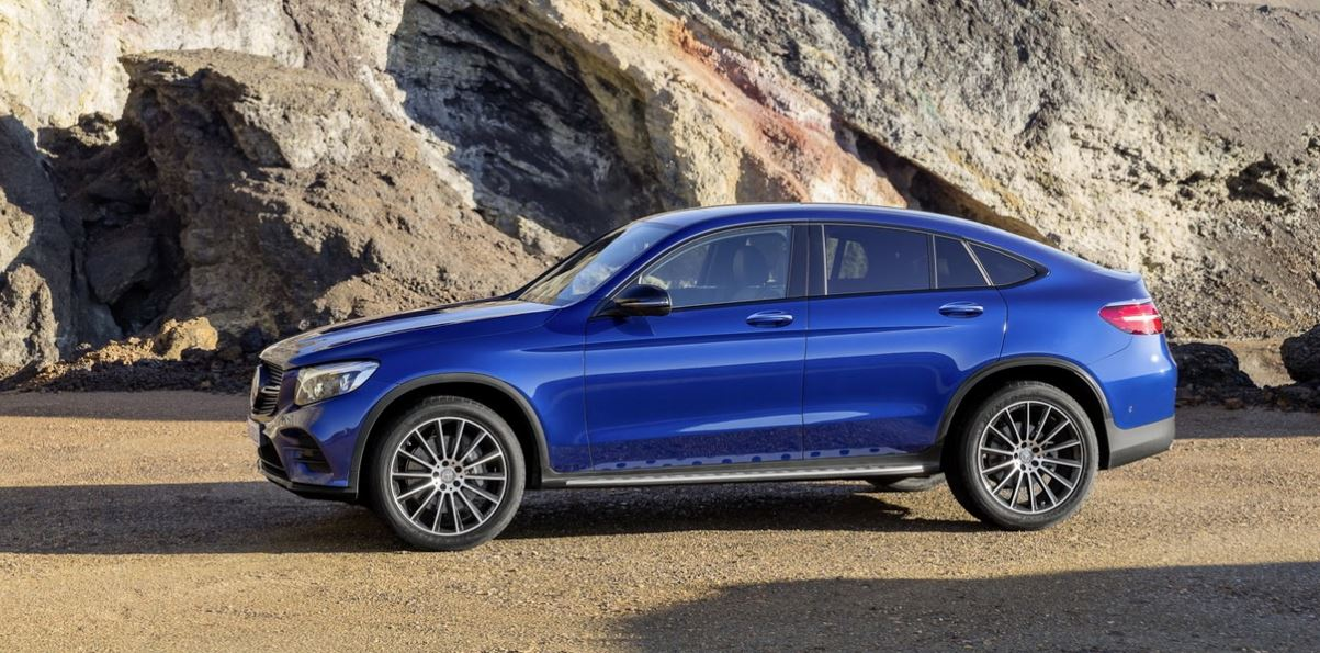 Mercedes GLC Coupe 21