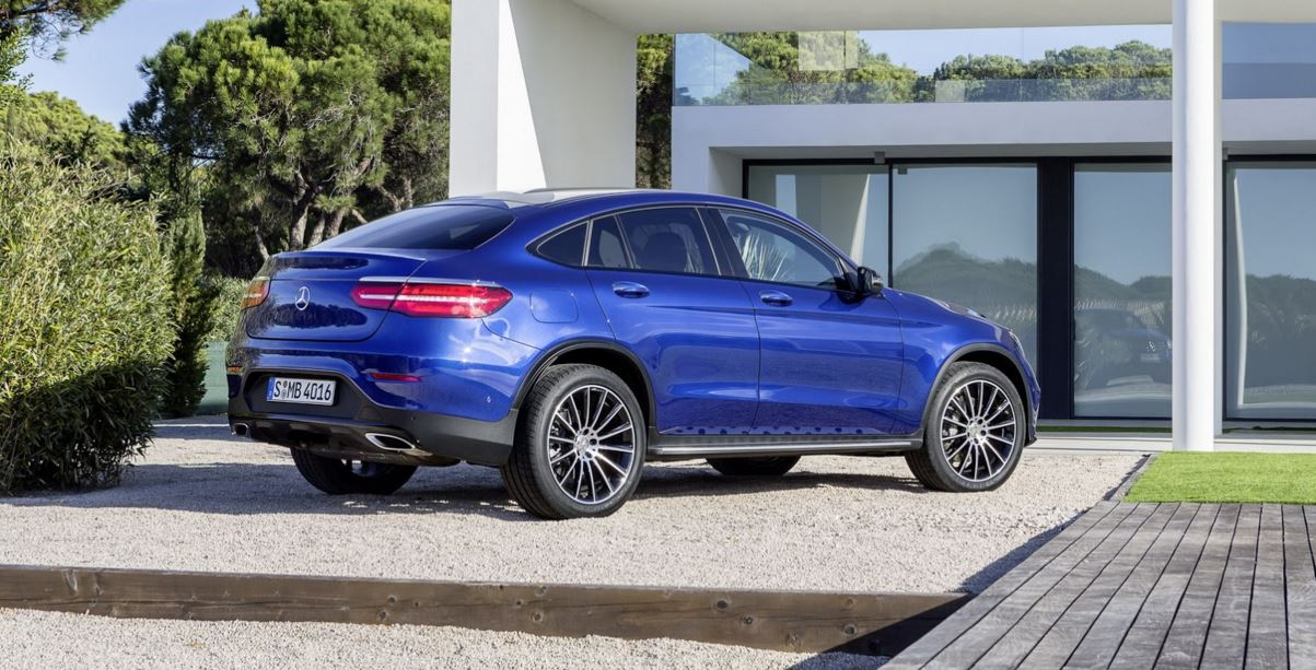 Mercedes GLC Coupe 23