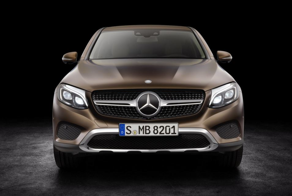 Mercedes GLC Coupe 25