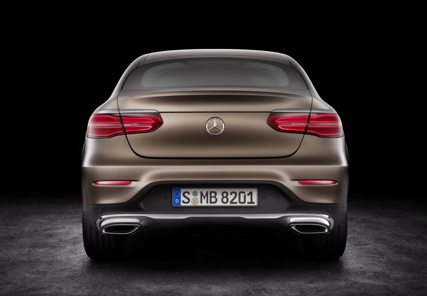 Mercedes GLC Coupe 26