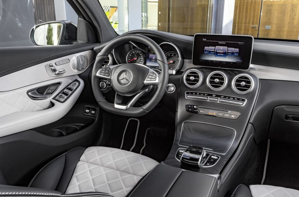 Mercedes GLC Coupe 30
