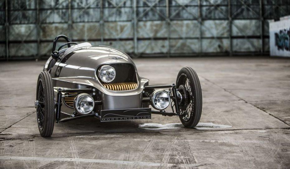 Morgan EV3: El bólido de tres ruedas definitivo se apunta a las cero emisiones