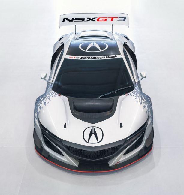 NSX GT3 2